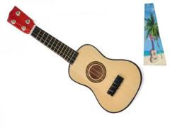Ukulele/kytara dřevo 44cm