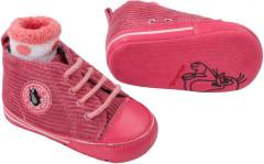 Capáčky + ponožky KRTEK Gmini vel.3 - RŮŽOVÉ