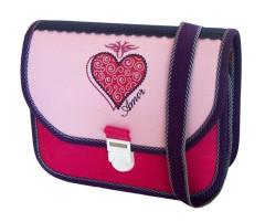Dívčí kabelka Amor fialová Emipo