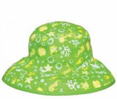 Dětský UV klobouček Baby Banz moře zelený 0 - 2 ROKY