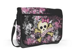 Taška přes rameno Clasic - na šířku Pink Cookie