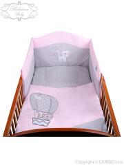 2-dílné ložní povlečení Belisima 90/120 cm růžové