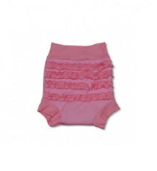 Plavky Happy Nappy - růžový kanýrek