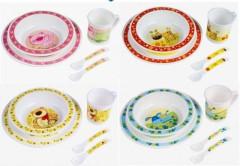 Plastová sada nádobí Canpol