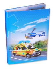 Desky na sešity Heftbox A4 Záchranáři Emipo