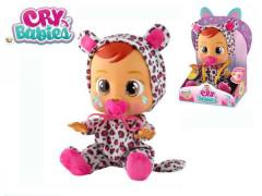 Cry Babies Lea 30cm miminko ronící slzy