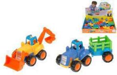 Traktor/buldozer 16cm