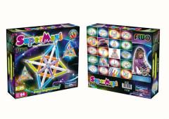 Supermaxi Fluo zářivé barvy 44d