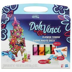 Play-Doh dohvinci set dekorovací květinová věž