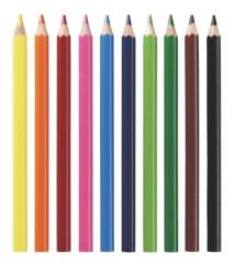 Pastelky 10 barev Jumbo