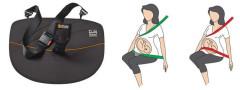 BeSafe Pregnant iZi Fix bezpečnostní pás do auta pro těhotné