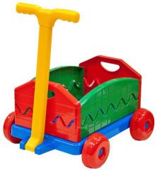 Vozík plastový - Rappa