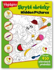 Skryté obrázky - Hidden Pictures č. 1
