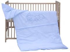 Dětské povlečení 2dílné - Scarlett Bimbo - modré 100 x 135 cm