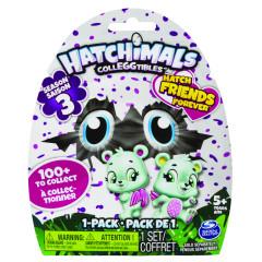 Hatchimals sběratelská zvířátka ve vajíčku S3
