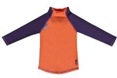 Pop-in triko UV filtr dlouhý rukáv Orange/Purple