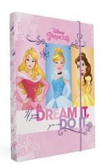 Desky na sešity Heftbox A5 Princess