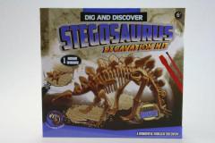 Archeologické tesání - Stegosaurus