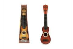 Kytara/Ukulele 4 struny plast 37cm