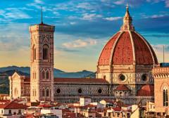 Puzzle Trefl Katedrála Santa Maria Florencie 1000 dílků 68,3x48cm
