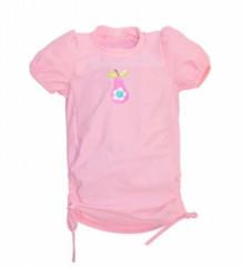 Plážové UV triko Hruštička, krátký rukáv
