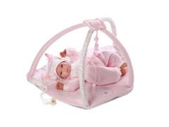 Panenka Llorens - New born s hrací dekou