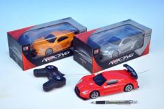 Auto RC sportovní 19cm na baterie - na dálkové ovládání