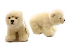 Plyšový lední medvěd