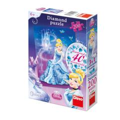 Puzzle Walt Disney Popelka diamond 200D