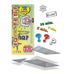 IQ Test - zábavný hlavolam