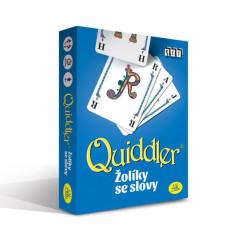 Albi - Quiddler - Žolíky se slovy