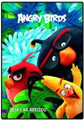 Desky na ABC Angry Birds Movie NEW 2017