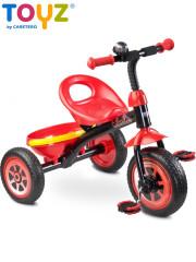 Dětská tříkolka Toyz Charlie ČERVENÁ