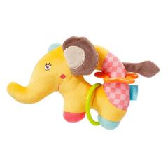 FEHN chrastítko kroužek slon