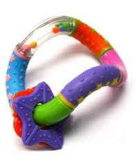 Chrastítko Baby Mix barevné kolečko
