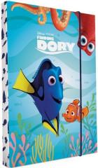 Desky na sešity Heft box A4 - Hledá se Dory