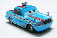 Cars2 auta W1938 Mattel BOB PULLEY