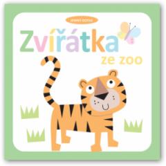 Knížka Zvířátka ze zoo