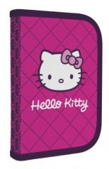 Jednopatrový penál plný Hello Kitty Kids 2014