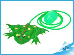 Žába 11cm skákací
