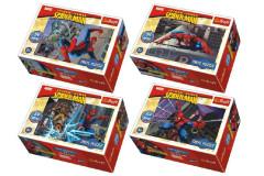 Minipuzzle Spiderman/Disney 54 dílků