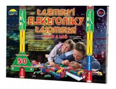 Tajemství elektroniky - Auto, loď 50 projektů