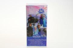 Puzzle 3D Frozen 2 X 24