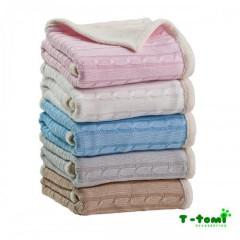 Dětská pletená deka WINTER