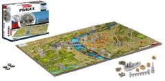 4D City - Puzzle Praha