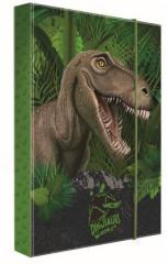 Desky na sešity Heft box A4 Junior T-rex NEW 2017