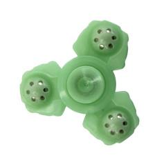 Fidget Spinner gyro Ninja zelená