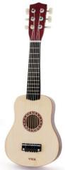 Dřevěná kytara Viga