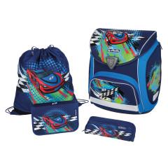 Školní taška set Herlitz Sporti sporťák