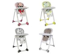 Židlička jídelní Polly Progres5 Chicco